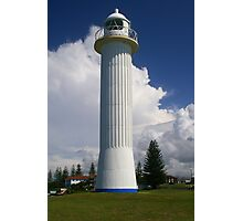 Lighthouse Yamba Photographic Print