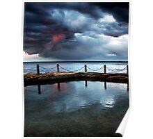 Coogee Twilight Poster