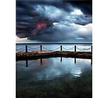 Coogee Twilight Photographic Print