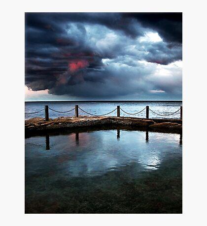 Coogee Twilight Photographic Print
