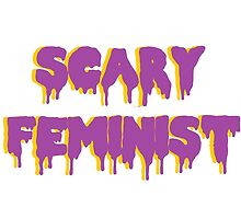 Scary Feminist by Katia Jade