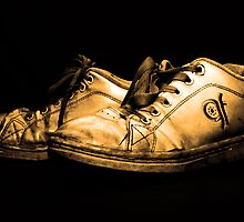 Dirty Shoes by Gareth Chalklen