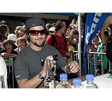 Autograph Signing - Manly Element Store Photographic Print