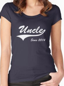 Uncle Since 2014 Women's Fitted Scoop T-Shirt