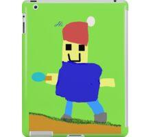 Christmas Steve iPad Case/Skin