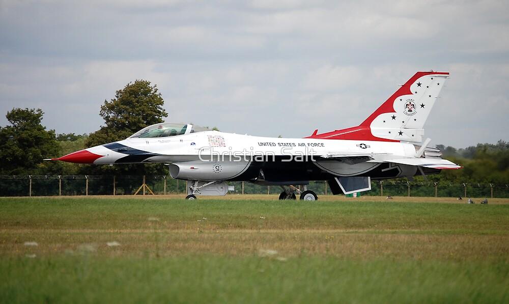 Thunderbird Landing by Christian Salt