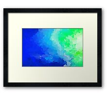 Peninsula Framed Print