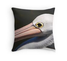 pelican Throw Pillow