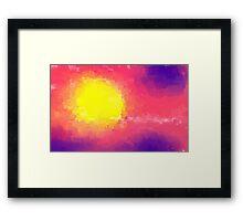 Sandbar Framed Print