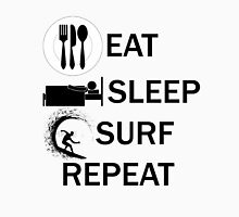 EAT-SLEEP-SURF-REPEAT Unisex T-Shirt