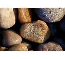 Heart Of Stone Photographic Print