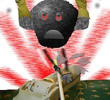 Dust Bunny's Revenge by EddyG