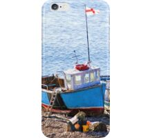 Boats At Beer - Impressions iPhone Case/Skin