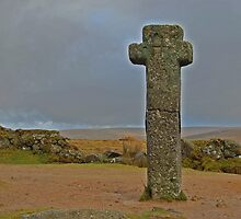 nun's cross dartmoor by jaffa