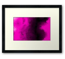 Gully Framed Print