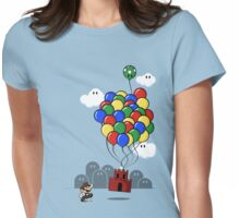 1 Up Princess Womens Fitted T-Shirt
