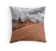 Pertified Sand Dune Throw Pillow