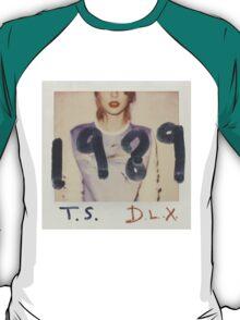 T.S. 1989 D.L.X. Album cover T-Shirt