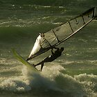 Sailing on Air & Spray by Sandy  McClearn