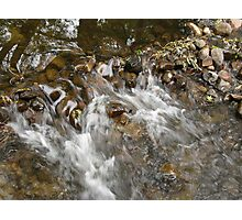 Ever Flowing Photographic Print