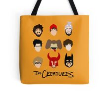 The Creatures 2014 Tote Bag