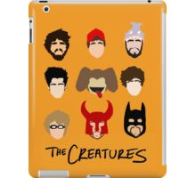 The Creatures 2014 iPad Case/Skin