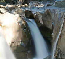 Granite Falls #6 by Keith Spencer