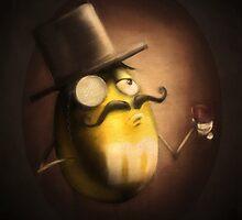 """Dr. John """"M"""" Watson by Jason Layman"""