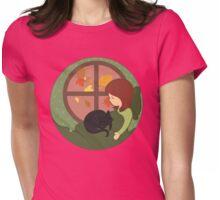 Little Mori Girl Womens Fitted T-Shirt
