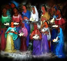 Wedding Song by Carolyn Staut