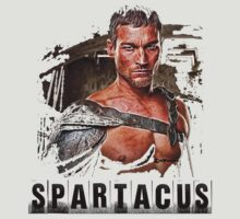 Spartacus - Blood and Sand - Andy Whitfield by eyevoodoo