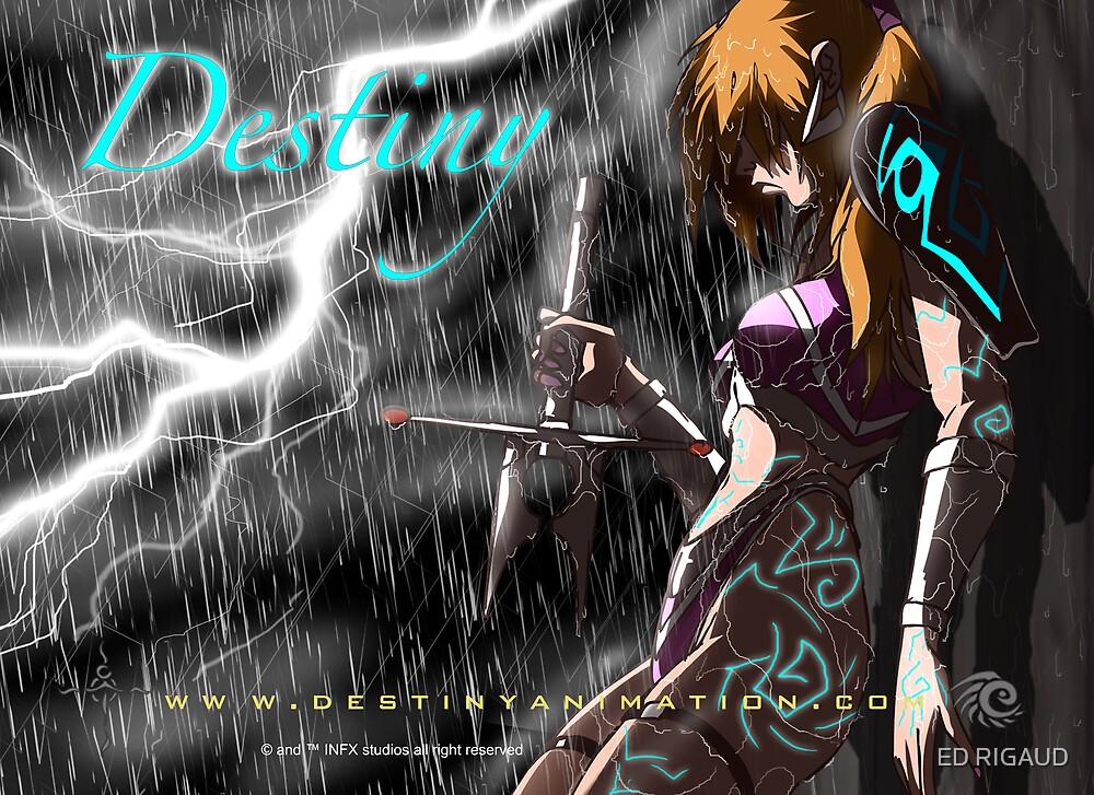 Destiny Storm by ED RIGAUD