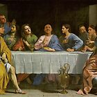 Last Supper by JamieP