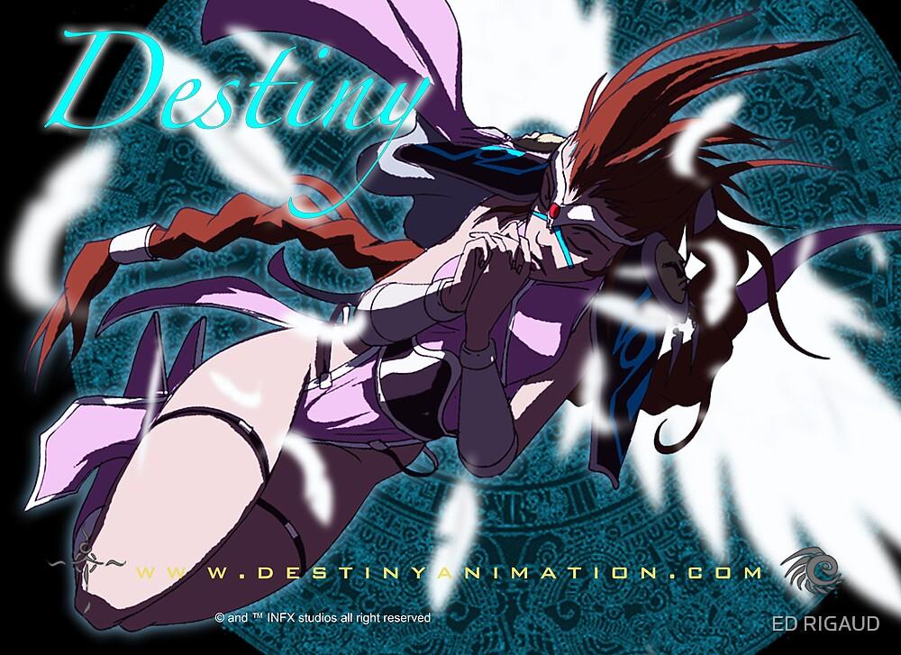 DestiNY-angel 2 by ED RIGAUD