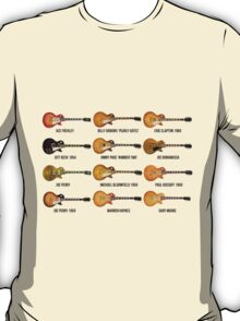 Gibson Les Paul Guitar Legends T-Shirt