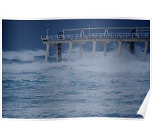 Tweed Sand Pumping Jetty Poster