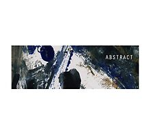Abstract 4 by Sid3walk Art