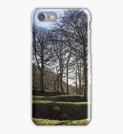 Contours Of The Land iPhone Case/Skin