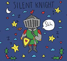Silent Knight by RedPandonite