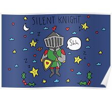 Silent Knight Poster
