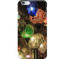 Mosaic Lanterns iPhone Case/Skin