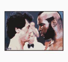 Rocky vs Clubber Lang by Taren