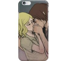 Daryl Dixon & Beth Greene - 03 iPhone Case/Skin