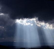 Gods Light by beantown