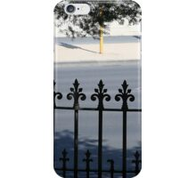 Iron Lace, Melbourne iPhone Case/Skin