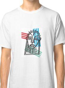 Life Lines  -  Face,  No.1 Classic T-Shirt