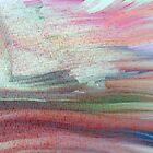 Lyrical Abstract by Betty Mackey