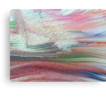 Lyrical Abstract Canvas Print