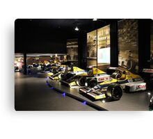 Williams F1 1980s & 1990s Canvas Print