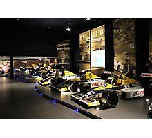 Williams F1 1980s & 1990s Photographic Print